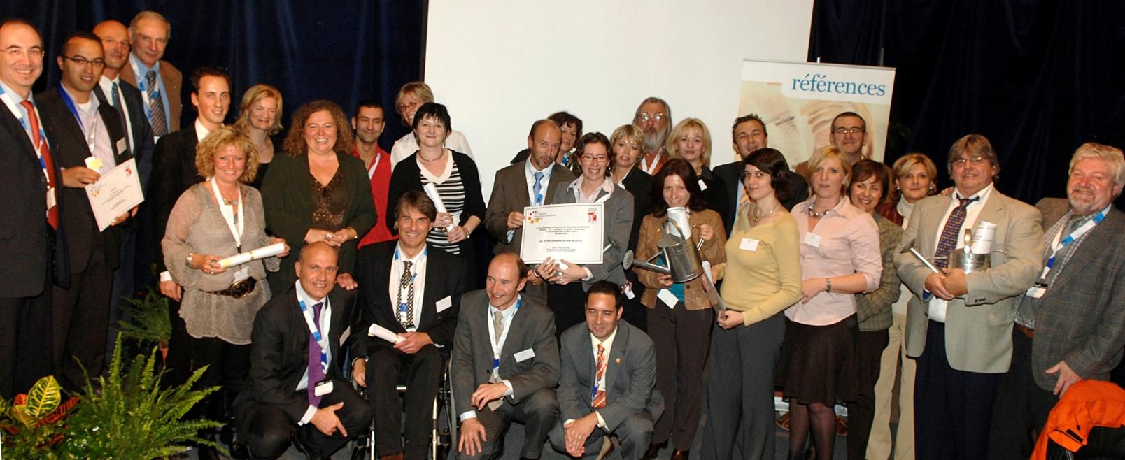 Prix Diversité et Ressources Humaines 2007       TEC HAINAUT – SECOS –SECONET